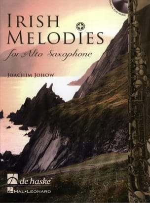 Joachim Johow - Irish Melodies for saxophone alto - Partition - di-arezzo.fr