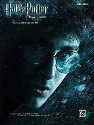 Harry Potter et le Prince de Sang-mêlé Nicholas Hooper laflutedepan