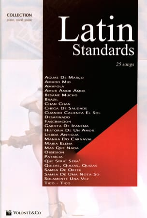 Latin Standards Collection - Partition - laflutedepan.com