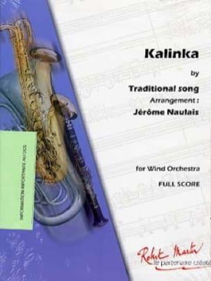 Kalinka - Traditionnel - Partition - ENSEMBLES - laflutedepan.com