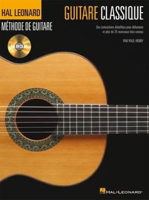 Paul Henry - Guitare Classique - Partition - di-arezzo.fr