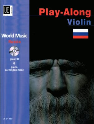 - World Music Russia Play-Along Violon - Partition - di-arezzo.fr