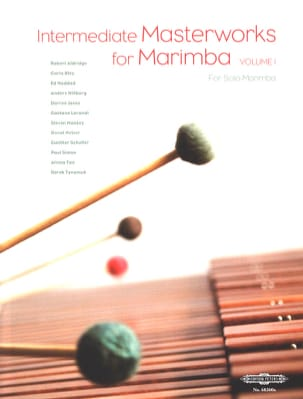 Intermediate Masterworks For Marimba Volume 1 Partition laflutedepan