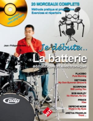 Jean-Philippe Fanfant - I start the battery - Sheet Music - di-arezzo.co.uk