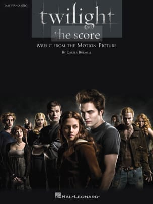 - Twilight The Score - Easy Piano - Partition - di-arezzo.fr