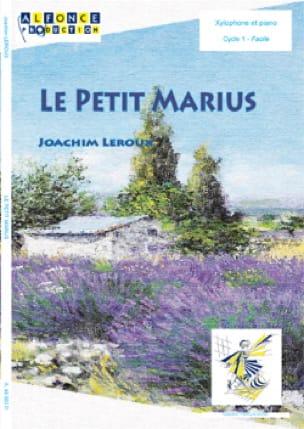 Joachim Leroux - The Little Marius - Sheet Music - di-arezzo.com