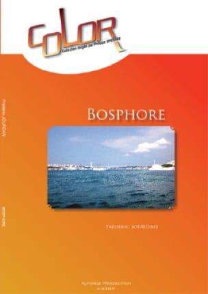 Bosphore - Frédéric Jourdan - Partition - laflutedepan.com