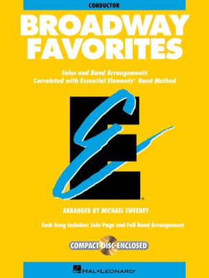 - Broadway Favorites - Driver - Sheet Music - di-arezzo.co.uk