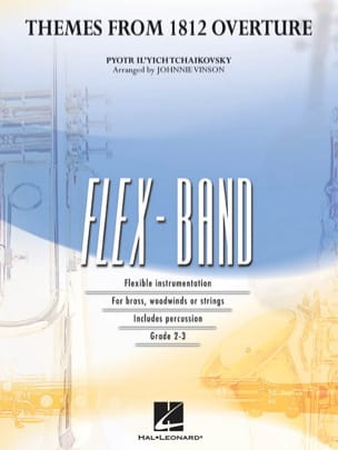 Themes From 1812 Overture - FlexBand TCHAIKOVSKY laflutedepan