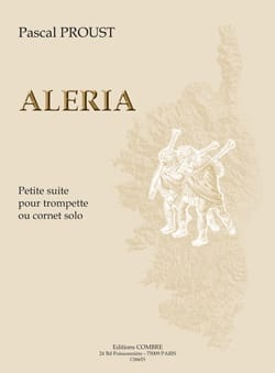 Pascal Proust - Aleria - Sheet Music - di-arezzo.co.uk