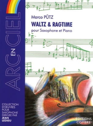 Marco Pütz - Waltz - Ragtime - Sheet Music - di-arezzo.co.uk