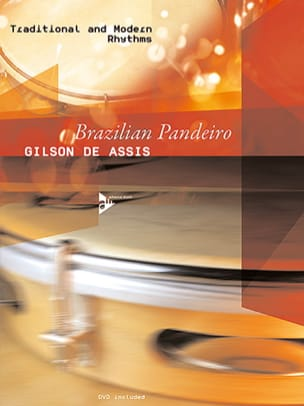 Gilson De Assis - Brazilian Pandeiro - Sheet Music - di-arezzo.co.uk