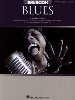 - The Big Book Of Blues - Partition - di-arezzo.fr