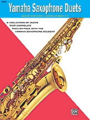 Kinyon John / O'Reilly John - Yamaha Saxophone Duets - Partition - di-arezzo.fr