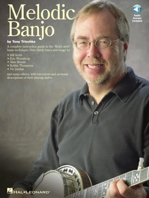 Tony Trischka - Melodic Banjo - Sheet Music - di-arezzo.co.uk