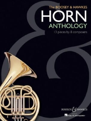 The Boosey & Hawkes Horn Anthology - Partition - laflutedepan.com