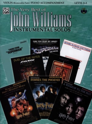 John Williams - Il meglio di John Williams - Assoli strumentali - Partitura - di-arezzo.it