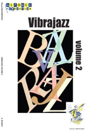 Pascal Ducourtioux - Vibrajazz Volume 2 - Partition - di-arezzo.fr