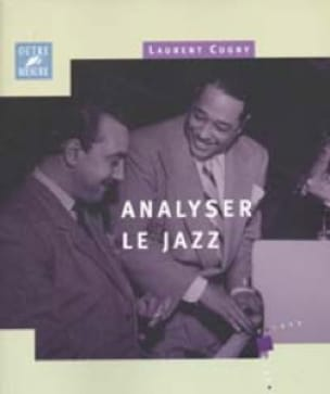 Laurent Cugny - Analyze the Jazz - Book - di-arezzo.co.uk