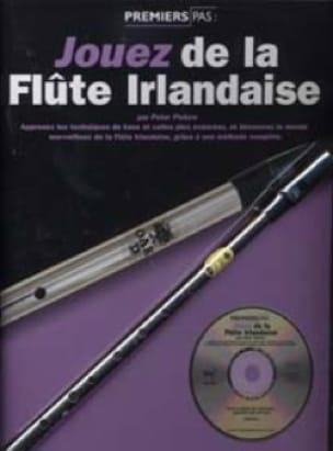 Peter Pickow - Play the Irish Instrument Flute - Partition - di-arezzo.com
