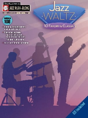 Jazz play-along volume 108 - Jazz Waltz - laflutedepan.com