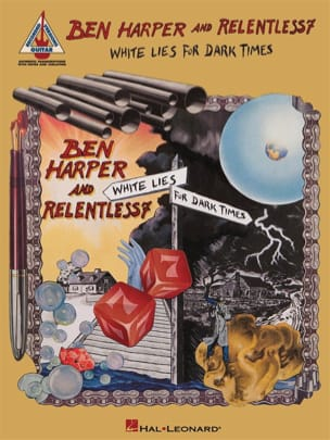 Ben And Relentless7 Harper - White Lies For Dark Times - Sheet Music - di-arezzo.co.uk
