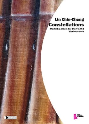 Chin-Cheng Lin - Constellations, Marimba Album For The Youth 1 - Sheet Music - di-arezzo.com