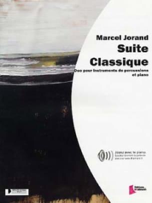 Marcel Jorand - Suite Classique - Partition - di-arezzo.fr