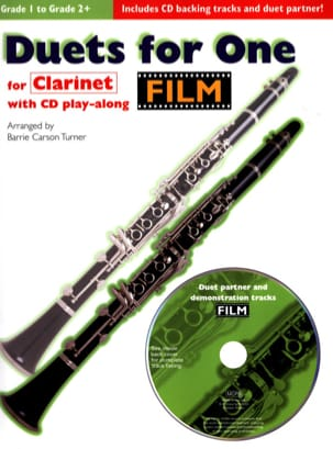 Duets For One - Film Partition Clarinette - laflutedepan