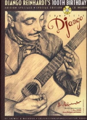 Django Reinhardt - The Ultimate Django's Book - 100th Birthday - Partition - di-arezzo.fr