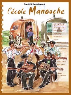 L'école manouche Francis Darizcuren Partition Guitare - laflutedepan