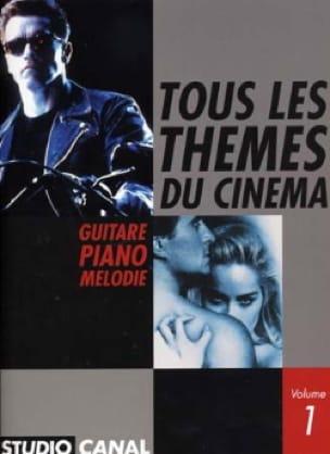 - Tous les Thèmes du Cinéma Volume 1 - Partition - di-arezzo.fr