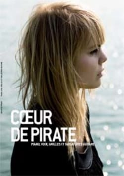 Coeur de Pirate - Pirate's heart - Sheet Music - di-arezzo.com
