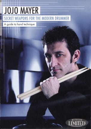 Jojo Mayer - DVD - Secret Weapons For The Modern Drummer - Sheet Music - di-arezzo.co.uk