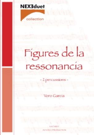 Voro Garcia - Figures de la Ressonancia - Partition - di-arezzo.fr