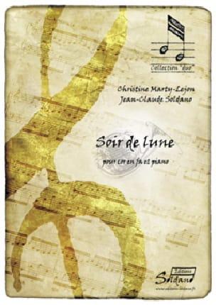 Marty-Lejon Christine / Soldano Jean-Claude - Moon tonight - Sheet Music - di-arezzo.com