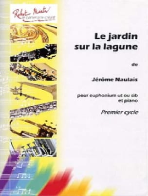 Jérôme Naulais - The garden on the lagoon - Sheet Music - di-arezzo.com
