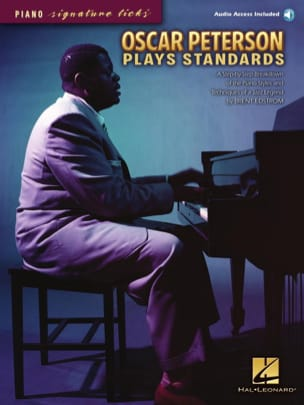 Oscar Peterson - Oscar Peterson Plays Standards - Sheet Music - di-arezzo.com