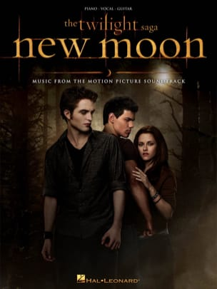 - The Twilight Saga - New Moon - Partition - di-arezzo.fr