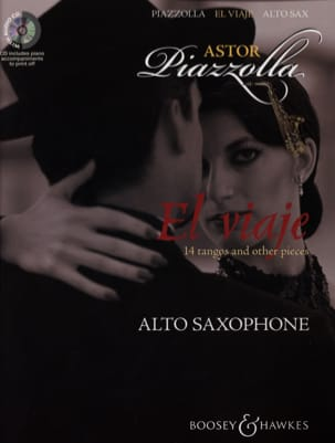 Astor Piazzolla - El Viaje - Sheet Music - di-arezzo.com