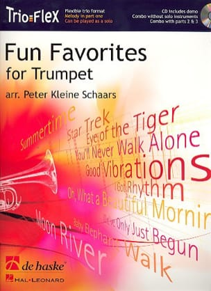 - Fun Favorites Trio Flex - Sheet Music - di-arezzo.com