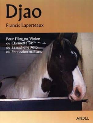 Djao Francis Laperteaux Partition Saxophone - laflutedepan