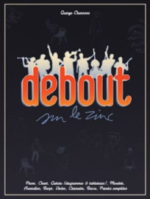 Debout Sur le Zinc - Best Of - Sheet Music - di-arezzo.com