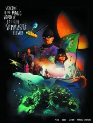 Pascal Obispo - Welcome To The Magic Captain Samurai Flower World - Sheet Music - di-arezzo.com