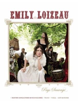Pays Sauvage Emily Loizeau Partition Chanson française - laflutedepan