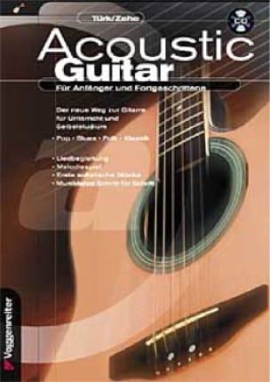 Acoustic Guitar - Edition Française laflutedepan