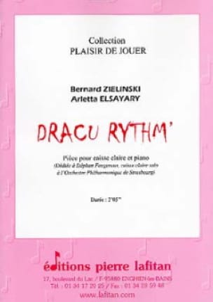 Dracu Rythm' - Zielinski Bernard / Elsayary Arletta - laflutedepan.com