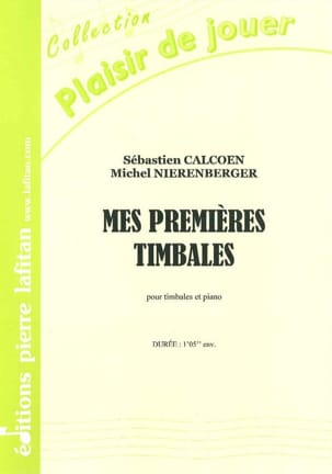 Calcoen Sébastien / Nierenberger Michel - My first timbales - Sheet Music - di-arezzo.com