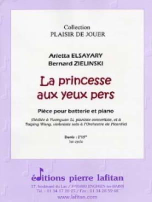 La Princesse Aux Yeux Pers - laflutedepan.com