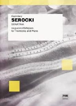 Kazimierz Serocki - Sonatina - Sheet Music - di-arezzo.co.uk